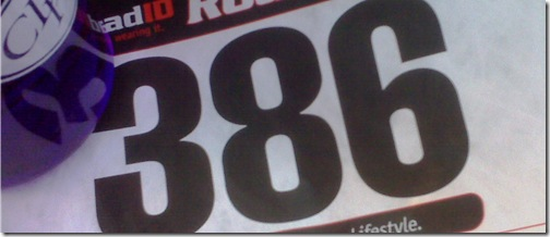 boston my race bib