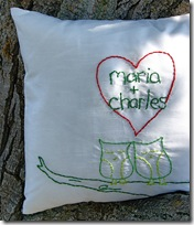pillow personalized 1