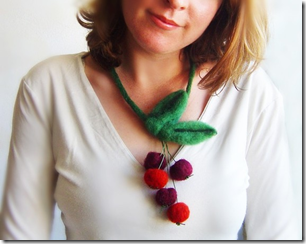 necklacecherries